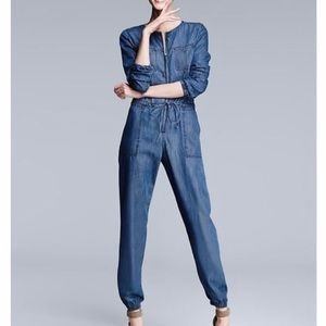 GAP Tencel Denim Jumpsuit / Romper